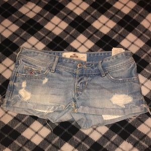 4 PAIR OF HOLLISTER low rise perfect condition